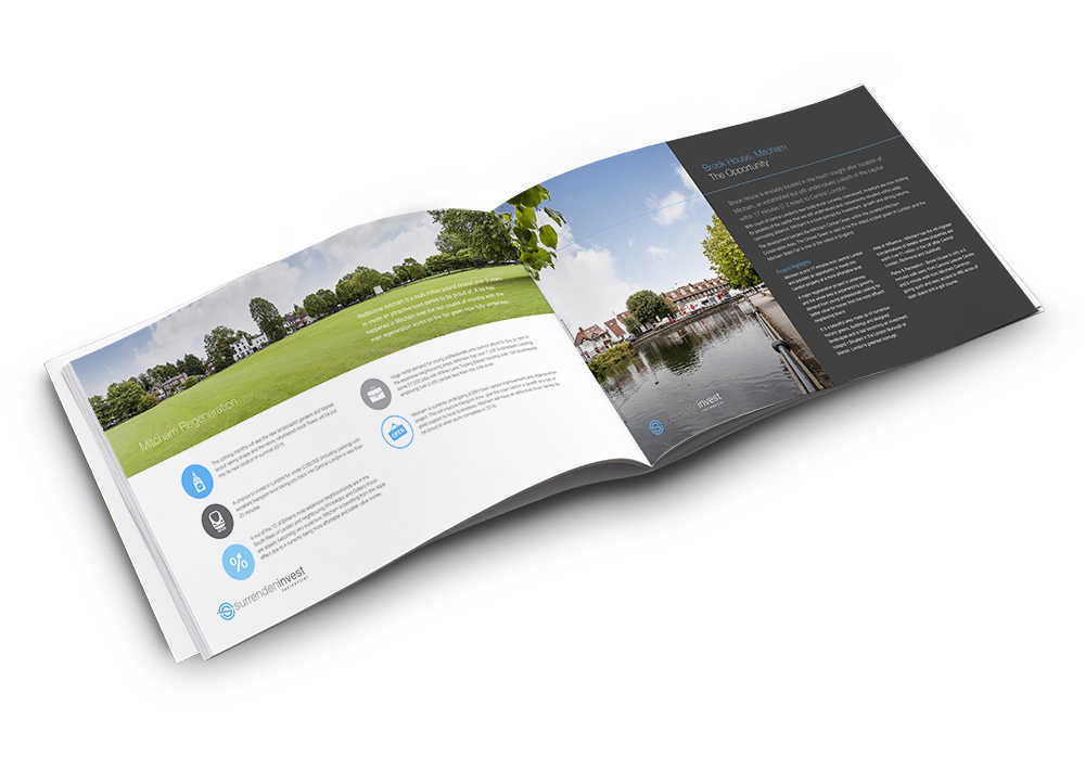 Surrenden Invest Brook House Brochure