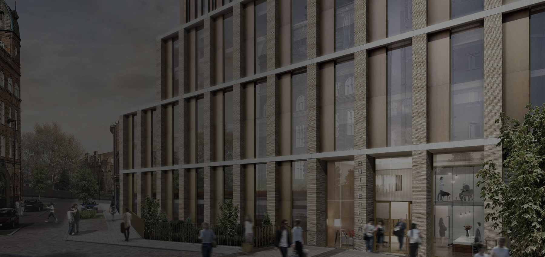 Newcastle's tallest building set to break onto the global stage