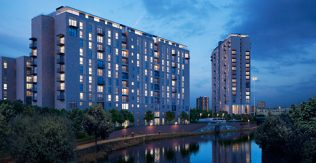 Waterside living standards reach new heights in Manchester, while rents rise across the North West