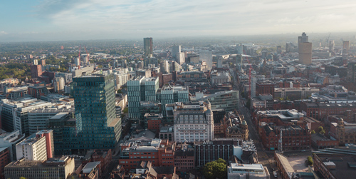 Manchester beats London to be crowned UK's most liveable city