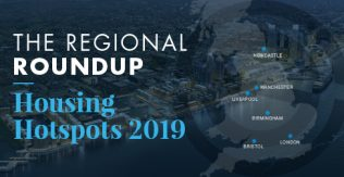 The regional round-up – where will 2019's housing hotspots be?