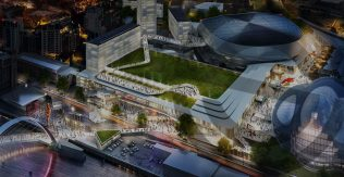 Gateshead Set to Become UK's Top Retail and Leisure Destination