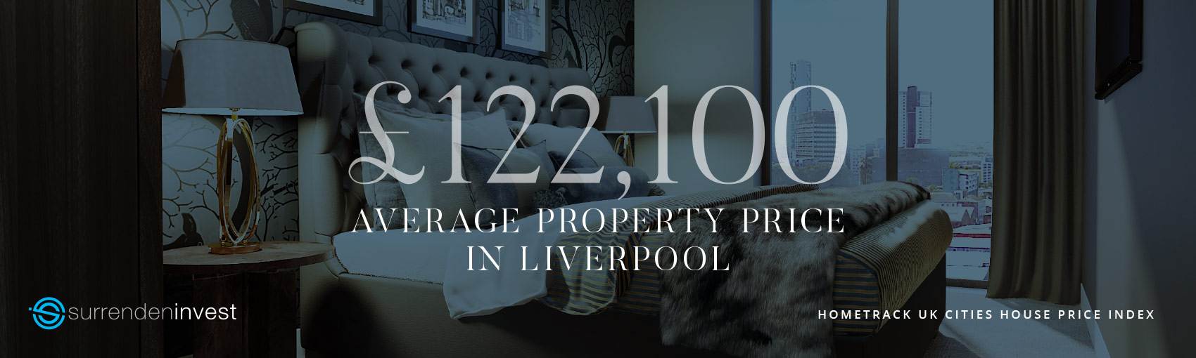 Liverpool leads the way as regional cities buck the trend