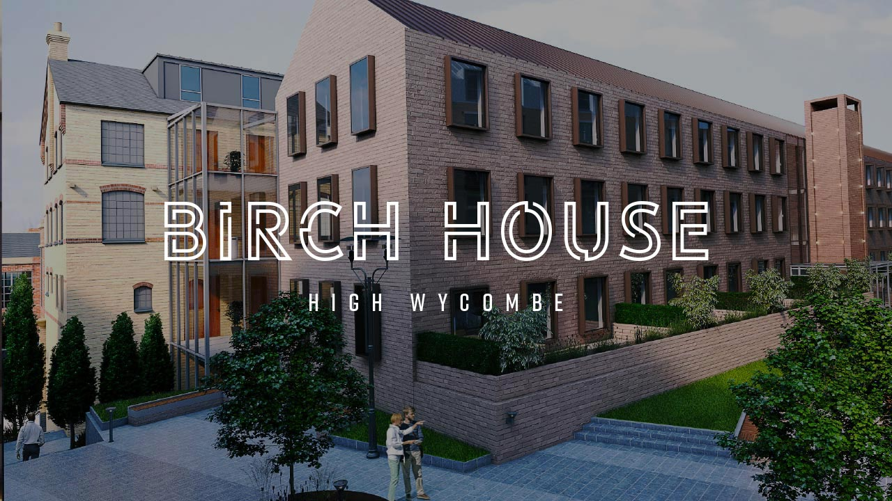 Birch House, High Wycombe